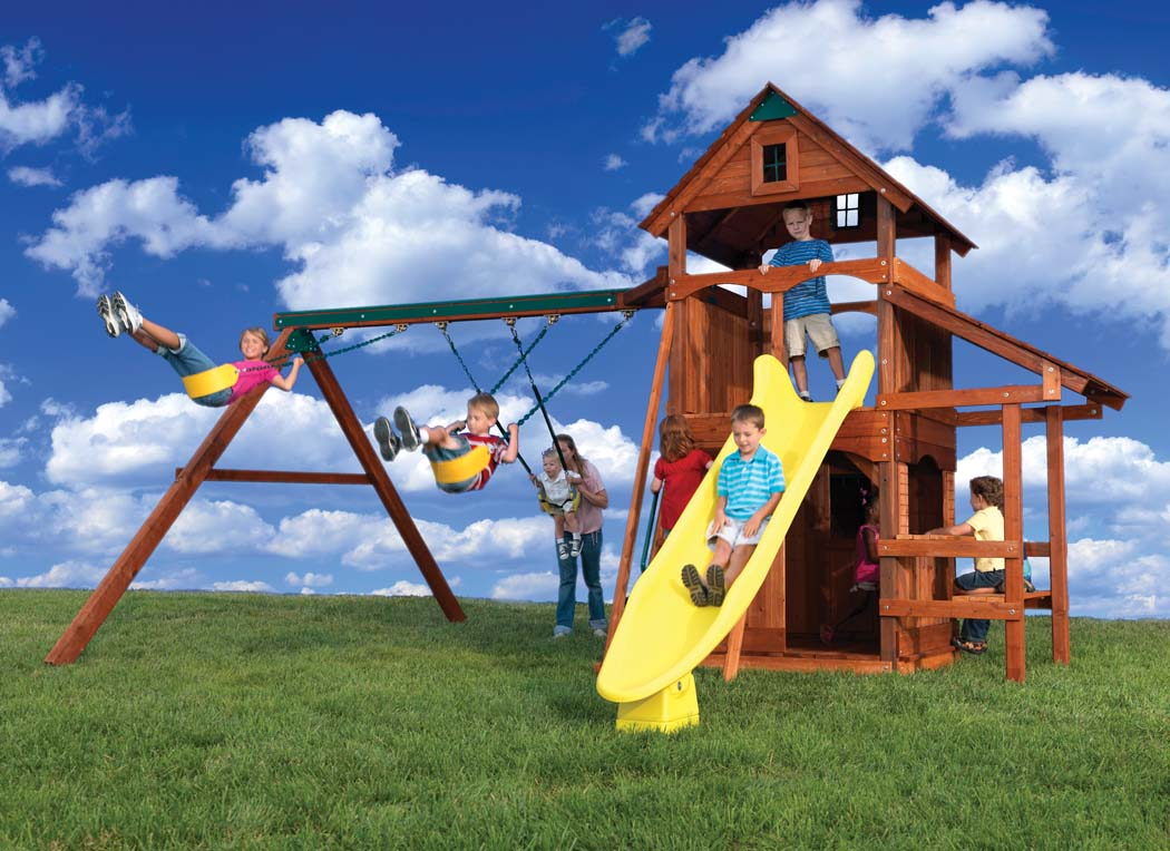 Whether Its Providing Fun And Enjoyable Activities For Your Children Or  Helping You Relax And Entertain, A Backyard Adventures Swing Set Or Play  Set Can ...