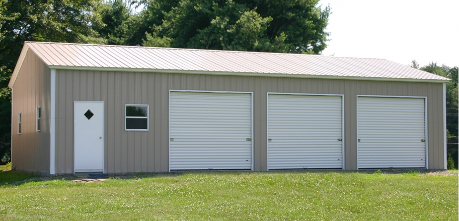Metal Carports and Garages