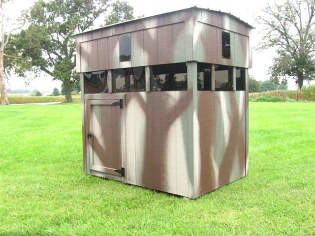 Hunting huts and clubhouses by Sheds Nashville