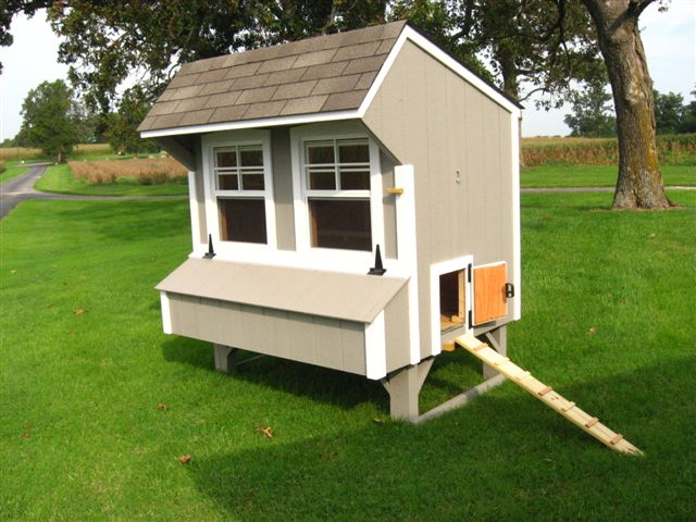 Prebuilt Chicken Coops