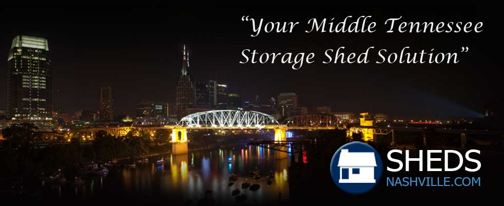 Sheds and Storage Sheds of Nashville, TN
