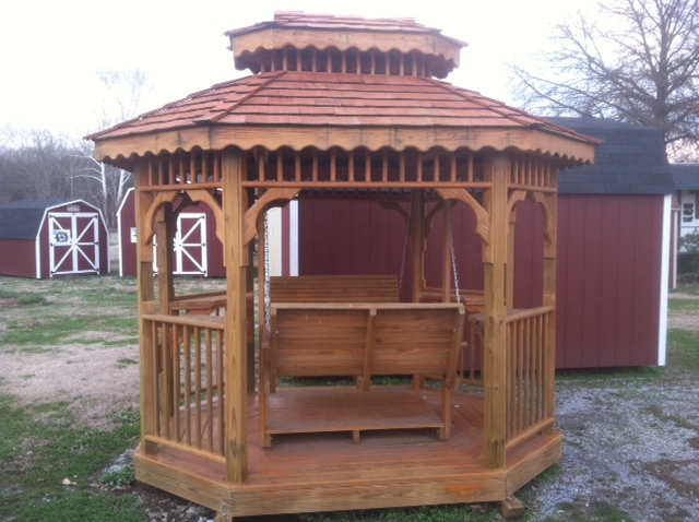 Amish Crafted Gazebos