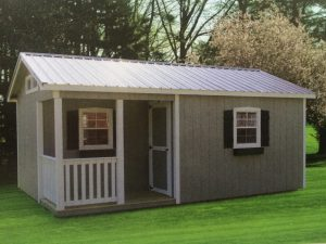 14x20 A-Roof Cabin